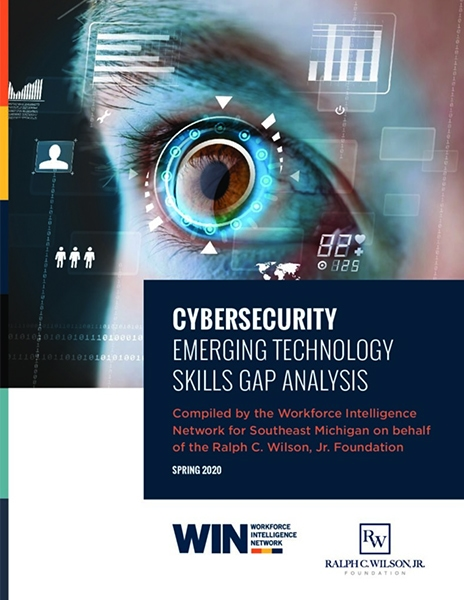 Cybersecurity Emerging Technology Skills Gap Analysis